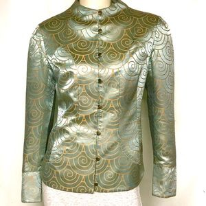 Nicole Miller Collection couture blazer